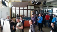 Auswahl der Hackathon-Projekte