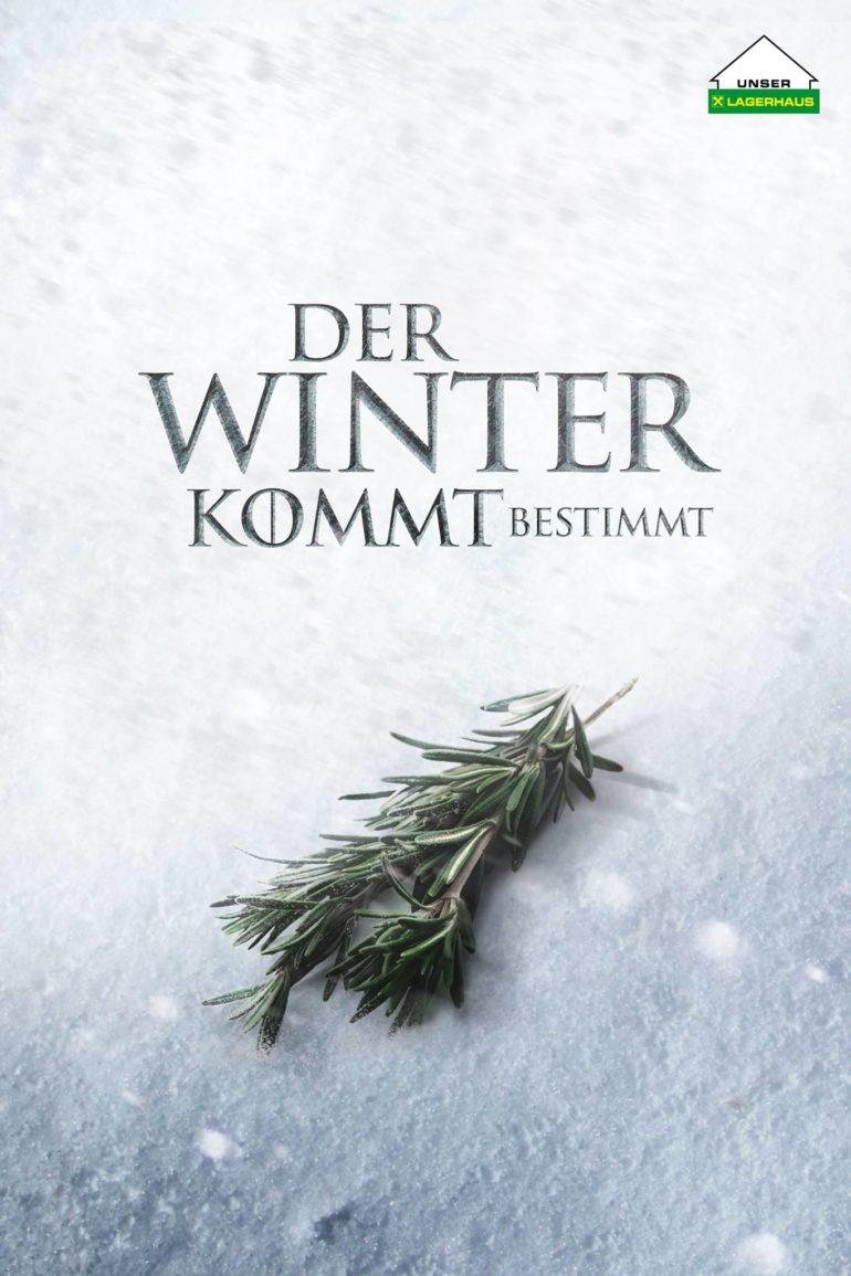 Lagerhaus Wintergemüse