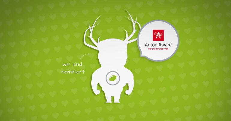 LimeSoda nominiert für den Anton Award 2017 als beste E-Commerce Agentur