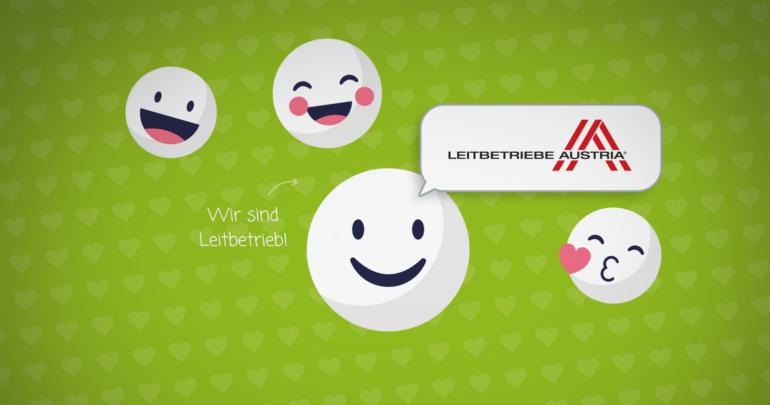 LimeSoda Teil der Leitbetriebe Austria