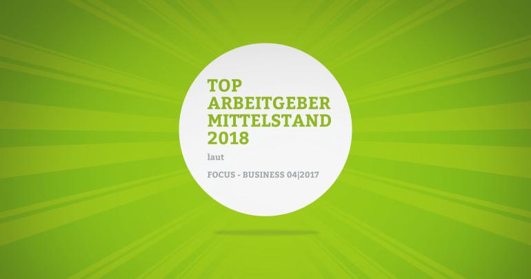 FOCUS-Business: LimeSoda unter den Top Internet-Arbeitgebern Österreichs 2018