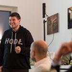 Hodl und Litecoin Fan Alexander Pfeiffer