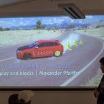 Litecoin meets Mario Kart