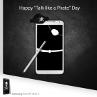 Samsung Talk like a Pirate Day