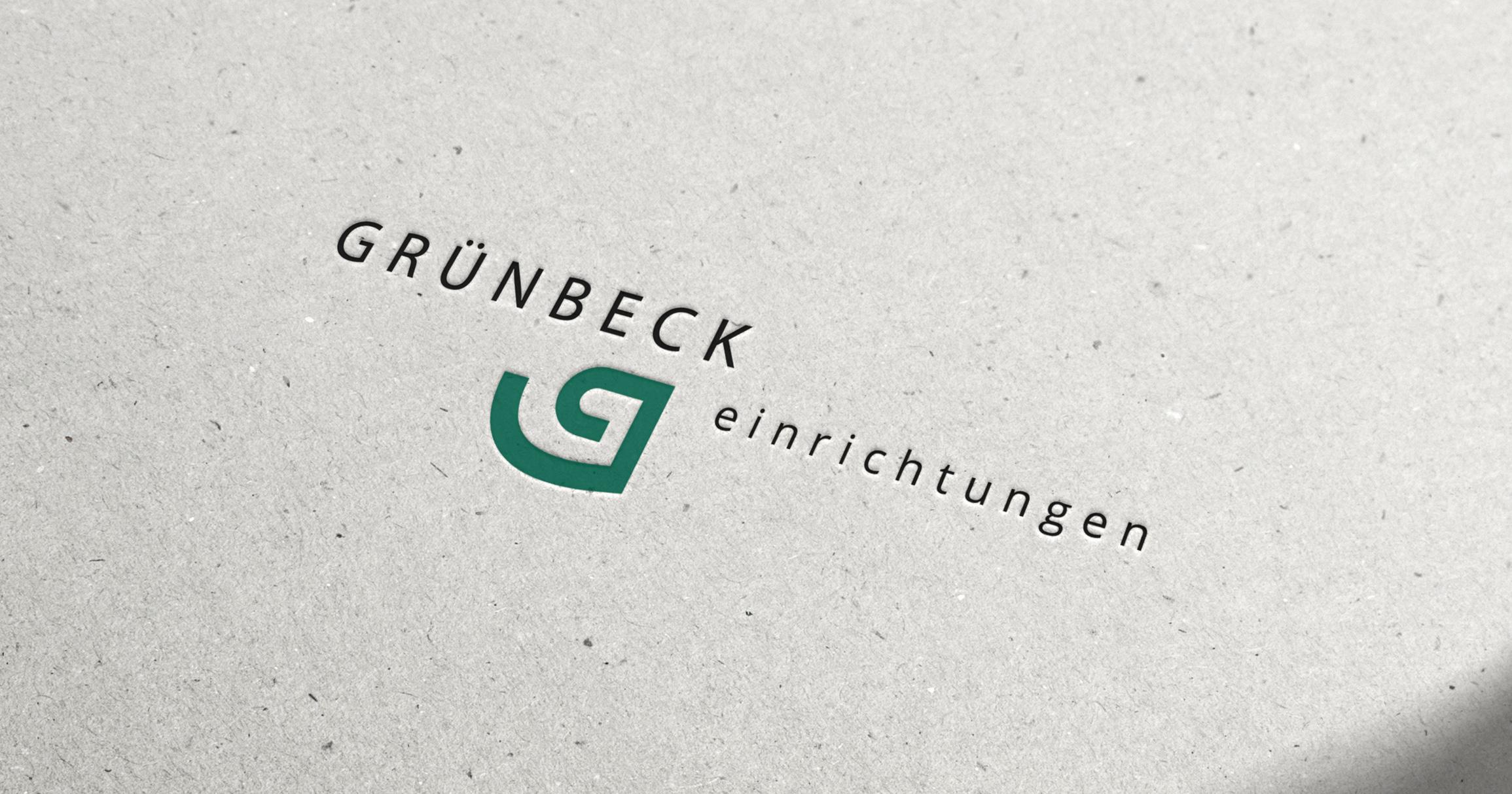 Altes Logo Grünbeck Einrichtungen