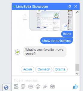 Bots - Quick Replies