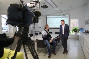 Einfluss von Online-Bewertungen: Marvin Wolf mit Philipp Pfaller