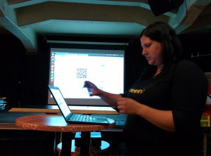 @rescueAnn presents their Magento Two Factor Authentication Bild: firegento