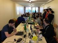 Ivan Chepurnyi präsentiert EcomDev_PhpUnit. © Nick Weisser (@nickweisser)