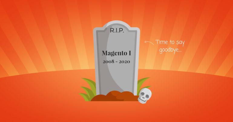 Das End of Life von Magento 1 wurde für Juni 2020 festgelegt.