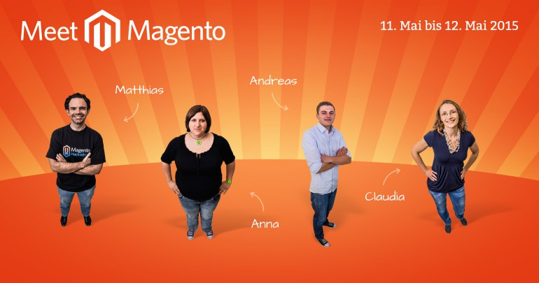 Meet Magento DE 2015 - LimeSoda Team
