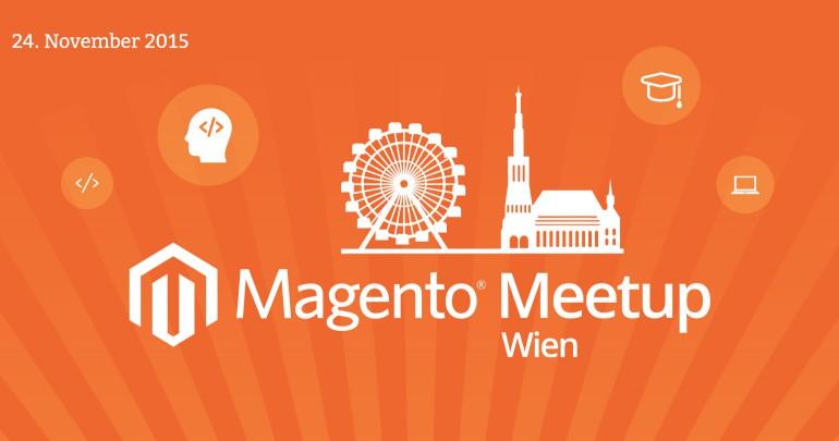 14. Magento-Stammtisch Wien am 24.11.2015