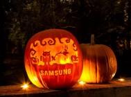 Samsung Android Kürbis