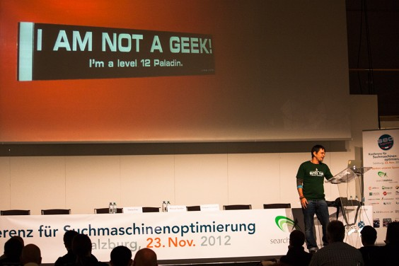 SEOkomm Keynote von Marcus Tandler