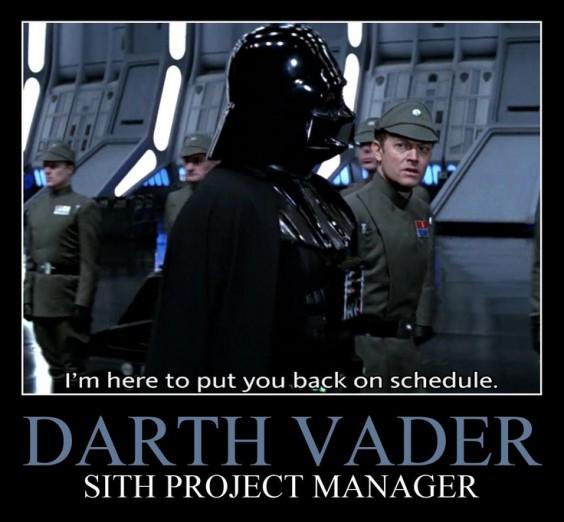 Zur Abwechslung mal ein Bild mit Star Wars Bezug