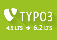 Jetzt auf TYPO3 6.2 LTS upgraden