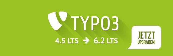 Jetzt alte Versionen auf 6.2 LTS upgraden